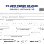 Qu'est ce que Le certificat de cession de véhicule ?