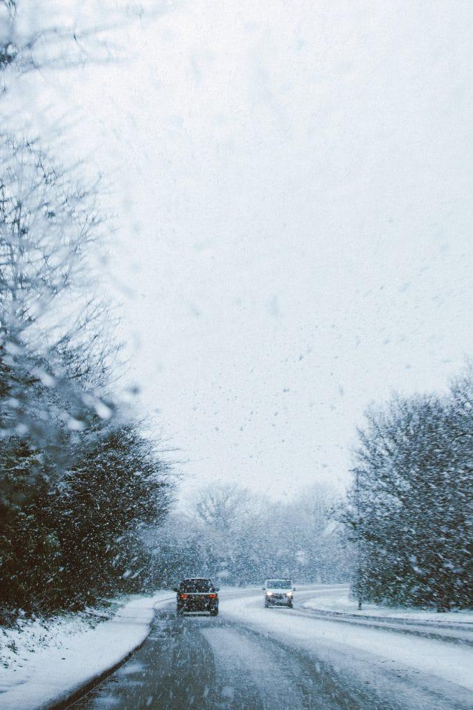 2. Passez aux pneus hiver
