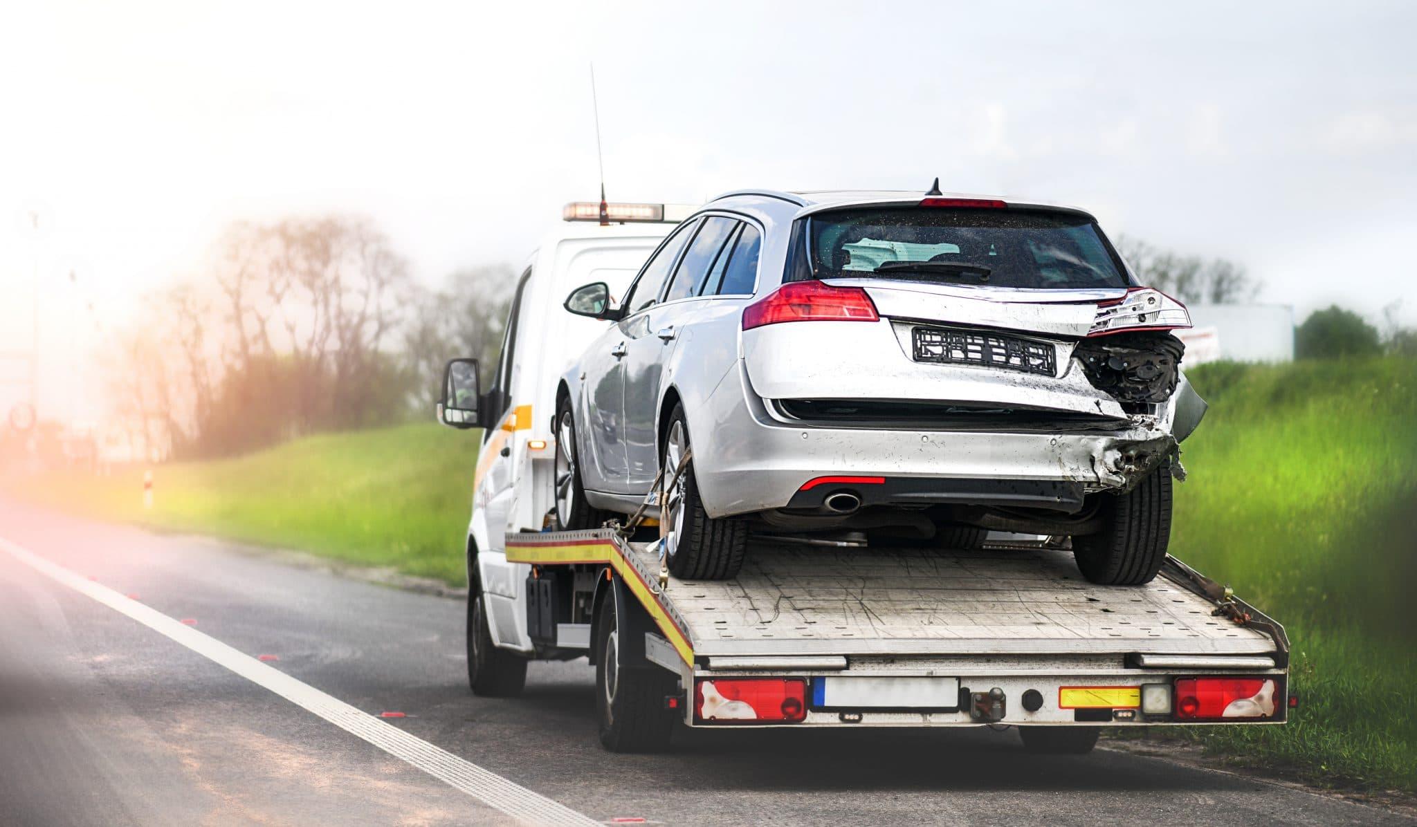 Comment se débarrasser d'une voiture épave ?