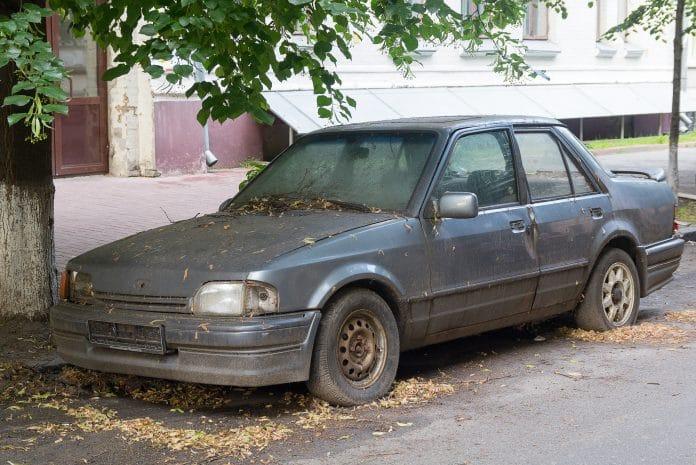Ma voiture est une épave : que faire ?